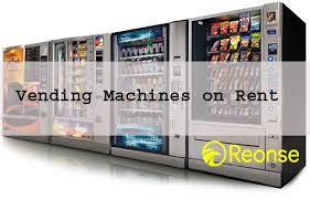 Rent To Own Vending Machines