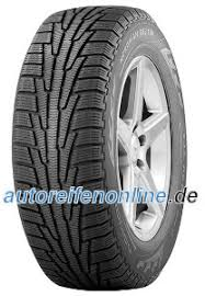 <b>Nokian Nordman RS2 SUV</b> 265/65 R17 116 R SUV Winter tyres R ...