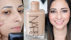 nars sheer glow foundation first impressions review ysis lorenna