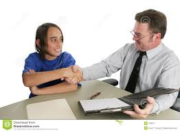 successful job interview royalty stock photography image successful job interview