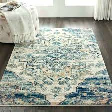 cream colored area rugs fusion cream blue area rug from e furniture design colored rugs and