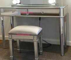 mirrored furniture vanity. 2 drawers mirrored makeup vanity tabledressing table mirror furniture