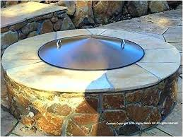 metal fire pit cover. Fire Pit Covers Metal Cover Outdoor Unique Coffee Table D