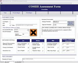 Risk Assessments - Under The Coshh?   Pitchcare