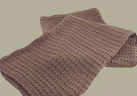 Free Knit Patterns Classy Free Knitting Pattern Justin Scarf Handsome Scarf For Men