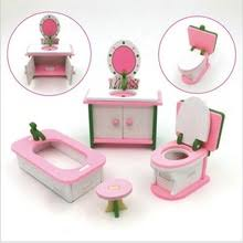 affordable dollhouse furniture. wooden delicate dollhouse furniture toys miniature for kids children pretend play childrenu0027s day and affordable