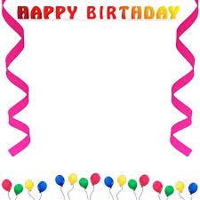birthday balloons border clip art. Unique Birthday Happy Birthday Border Clip Art Free  Pinterest Birthday  Birthday And In Balloons E