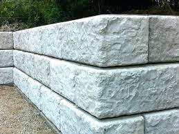 retaining wall block cost retainer wall materials retaining wall blocks simple with finest a materials remodel retaining wall