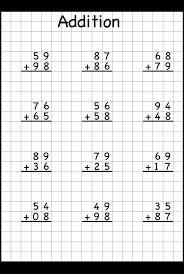 Kindergarten Addition Regrouping | Teaching Math | Pinterest ...