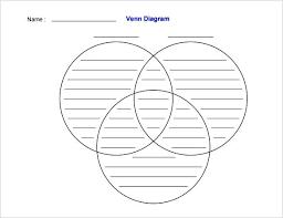 Diagram Venn Ppt 3 Circle Venn Diagram Template Antonchan Co