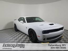 dodge challenger hellcat white. new 2016 dodge challenger srt hellcat 2dr car in parkersburg d6088 astorg auto white