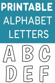 Letter Stencils To Print And Cut Out Cut Out Alphabet Stencils Free Printable Www Picswe Com