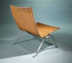 Vintage Pk22 Chair By Poul Kjaerholm For E Kold Christensen For