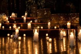diy outdoor wedding lighting. Interesting Wedding Candlelight Wedding Ideas For Romantic Ceremonies Photos Huffpost Diy  Outdoor Lighting O Weddings Facebook Full Intended D