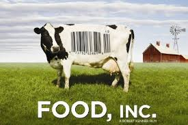 movie review food inc directed by robert kenner oscar the  that s one big bar code