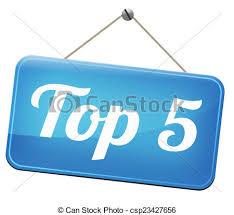 Top 5 Charts