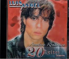 Cd Luis Angel Aventura Romantica 20 Exitos 2004 Rm4 - cd-luis-angel-aventura-romantica-20-exitos-2004-rm4-3561-MLM4412436203_052013-F