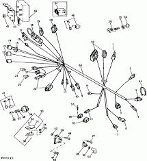 My john deere tractor has an electrical problem the engine graphic jd wiring diagram diagram