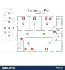 Evacuation Plan Sample Safety Evacuation Plan Template