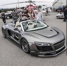 Audi R8 Razor Spyder GTR : Audi