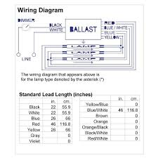 ballast wiring diagram t8 new ballast does not have yellow wires Dimming Ballast Wiring Diagram 2 lamp t8 ballast wiring diagram ballast wiring diagram t8 4 lamp t8 ballast wiring diagram lutron dimming ballast wiring diagram