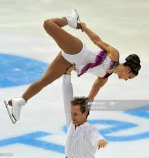 Tiffany Vise and Don Baldwin of the United States perform on November...  News Photo - Getty Images