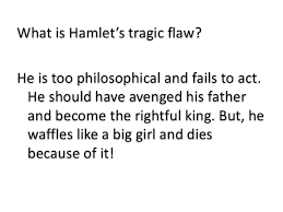hamlet controlled assessment tragic heroes where are the texts set