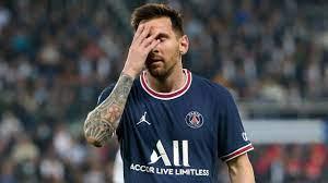 Lionel Messi total gefrustet bei PSG – alles nur ein großes  Missverständnis? - Fussball - Bild.de