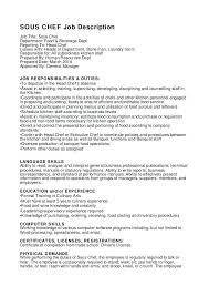Head Cook Job Description Capetown Traveller Classy Cook Job Description Resume