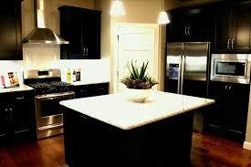 back kitchen backsplash for dark cabinets light granite countertops black running bone shape pattern