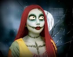 sally nightmare before makeup ideas photo 1
