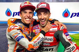 Clash of the styles: Marquez vs Dovizioso