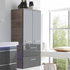 bathroom storage cabinets. Balto Wall Hung Bathroom Storage Cabinet 2 Doors Drawers - 175390 Cabinets A