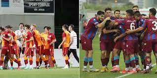 U19'da şampiyon Trabzonspor!