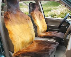 name universal kq03 australia genuine sheepskin car seat cover sheep wool auto cushion 4pcs sets camel