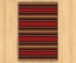 stripe santa fe rugs interiors