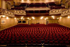Ellen Eccles Theatre Downtown Logan Historic Theaters
