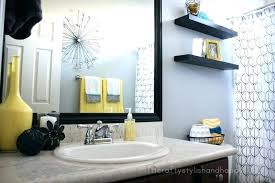 Yellow Bathroom Ideas Yellow Bathroom Ideas Ideas And Colors Tile