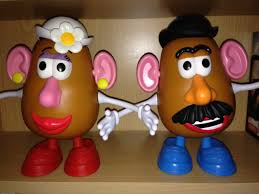 mr and mrs potato head toys. Exellent Head Custom Mrs Potato Head  Toy Story Collection For Mr And Toys