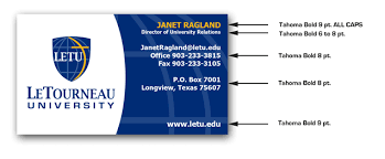 What Size Font For Buisness Cards Business Cards The Dos And Donts