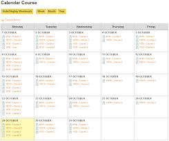 Calendar Formats Moodle Plugins Directory Oohoo Calendar Format