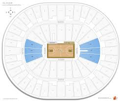 Joel Coliseum Wake Forest Seating Guide Rateyourseats Com