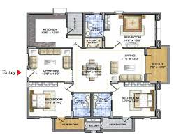 Sample Floor Plans With Dimensions
