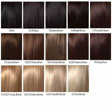 Honey Brown Hair Color Chart Caramel Brown Hair Color Chart
