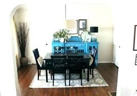 Rug under dining table Indoor Outdoor Rug Peter Schiff Rug Size For Dining Room Rug Size For 60 Inch Dining Table Rug Size