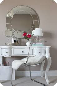for the small desk in bedroom ghost chair or any other clear