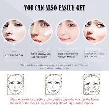 50g face body whitening cream instant dark skin women beauty bleaching concealer