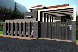 Home Fences Designs New At Great Fence Designs Styles And Ideas Backyard  Fencing More Home Beautiful Modern Minimalist Wall Images This House Read  Article ...