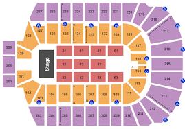 Jeff Dunham Tickets Seating Chart Blue Cross Arena