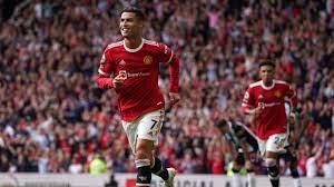 Zwei Ronaldo-Tore: Rückkehrer schießt Manchester United an die Spitze
